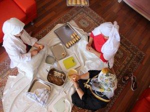 Girişimci kadının içli köfte ihracı hedefi