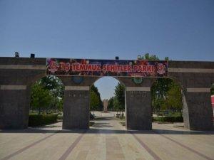 Parkoman'ın ismi 15 Temmuz Şehitler Parkı olarak değiştirildi