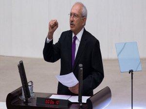 Kılıçdaroğlu'ndan TBMM 15 Temmuz özel oturumunda hükümete eleştiri