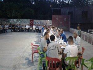 Sason'da şehit aileleri ve gaziler yemekte buluştu
