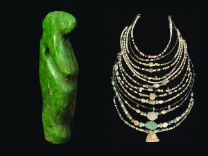 'Boncuklu tarla' M.Ö 10 bin yıl önceki gömülme yöntemini aydınlattı
