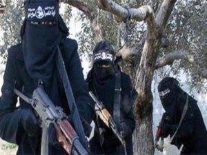 Irak'ta 3 Türk DEAŞ'lı kadın canlı bomba yakalandı