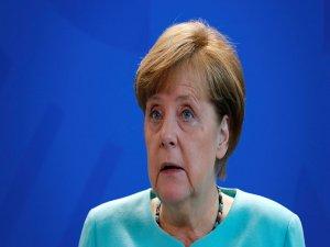 Merkel: Konya için taviz verilmeyecek