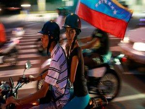 Venezüella'da 18 yıldır bir ilk