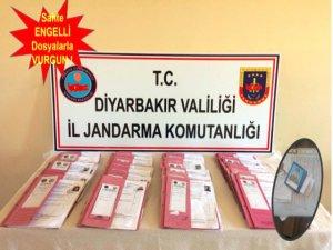 Diyarbakır'daki Çete Çökertildi!