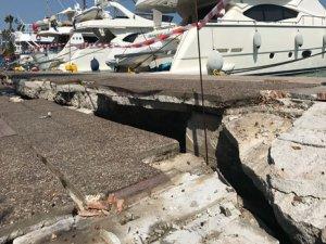 Kos'ta 70 cm tsunami! Ölen Türk'ün kimliği belli oldu