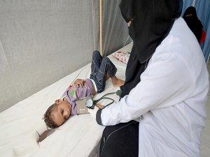 Yemen'deki kolera salgınında ölenlerin sayısı bin 847'ye ulaştı
