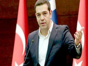 Yunanistan Başbakanından Türk vatandaş için taziye mesajı