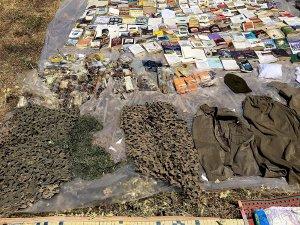 PKK'ye ait sığınak imha edildi