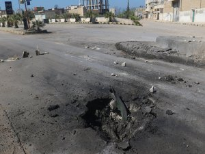 İdlib'de bombalı saldırı: 50'yi aşkın ölü