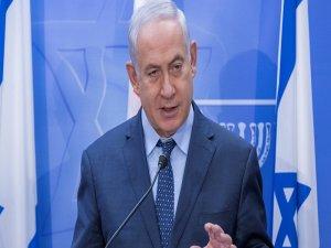Netanyahu: Erdoğan, İsrail'e öğüt verebilecek en son kişi
