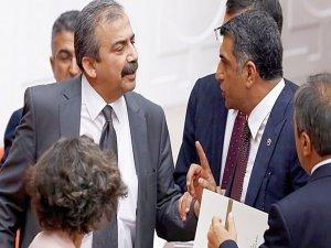HDP'li Önder ile CHP'li Erol'un infaz atışması
