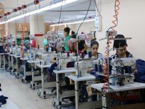 Bu fabrika çalışan herkes kadın