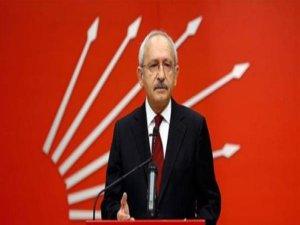 CHP liderinden Filistin açıklaması