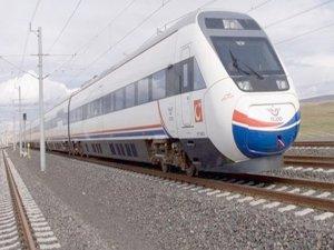 Çavuşoğlu'ndan hızlı tren müjdesi