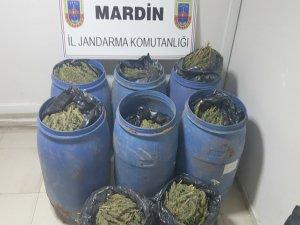Mardin'de uyuşturucu operasyonları