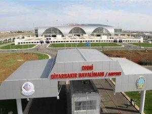 Diyarbakır Havalimanının uçuş istatistikleri