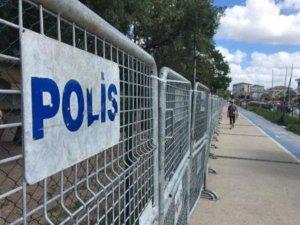 Yoğurtçu Parkı'nda 'HDP' ablukası