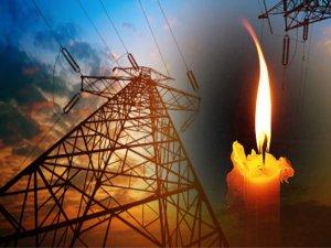 Savur'da elektrik kesintisi