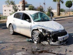 HDP'li Behçet Yıldırım kaza yaptı