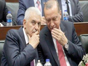 Erdoğan ve Yıldırım'dan YAŞ öncesi zirve