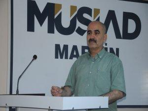 """Mardin'de """"Filistin ve Mescid-i Aksa konferansı"""