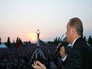 """""""Şimdi yeni bir devlet kuruyoruz, bu devletin kurucusu Erdoğan"""""""