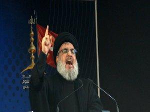 Nasrallah: IŞİD'e karşı saldırıya geçmeye hazırız