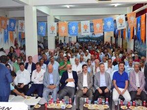 AK Parti Kayabağlar Belde Teşkilatı kongresi