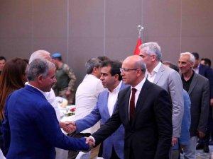 Başbakan Yardımcısı Şimşek, Mardin'de