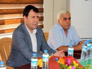 DBP EŞ Genel Başkanı Aslan: Ülke adeta yaşanmaz hale geldi