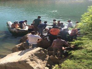 Siirt'te Botan Çayı'nda kaybolan gencin cesedi bulundu
