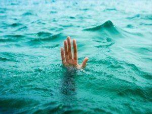 Gölette boğuldu
