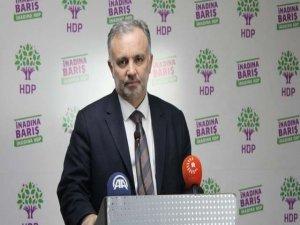 HDP'li Bilgen: 6- 8 Ekim'de Türkiye'de bir iç savaş denemesi yapıldı