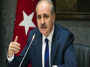 Bakan Kurtulmuş'tan CHP'ye eleştri