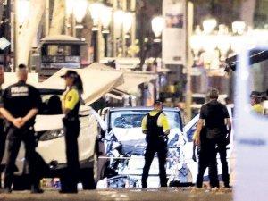 İspanya'da terör saldırısı