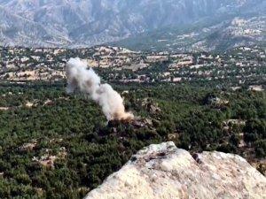 Dicle kırsalında bulunan 3 el yapımı patlayıcı imha edildi