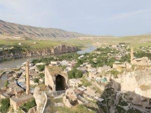 Hasankeyf Kaymakamı: HDP'li vekil reklam yapıyor