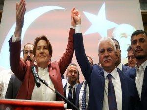 Koray Aydın: 2019'da cumhurbaşkanı adayımız Akşener
