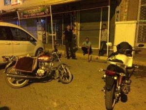 Motosiklet uygulaması