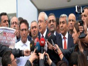 CHP, Sözcü operasyonu için Meclis Araştırması istedi