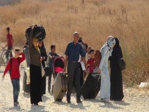 25 bin Suriyeli bayram için ülkesine gitti