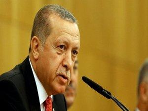Erdoğan: Hasdal'a yeni emniyet külliyemizi inşa edeceğiz