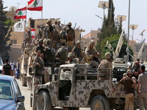 Lübnan ordusundan IŞİD operasyonunda ateşkes kararı
