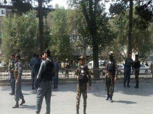 Kabil'de ABD Büyükelçiliği yakınlarında patlama: 4 ölü, 3 yaralı