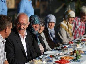 CHP Lideri Kılıçdaroğlu: Hayatımın en mutlu günlerinden biri bugün