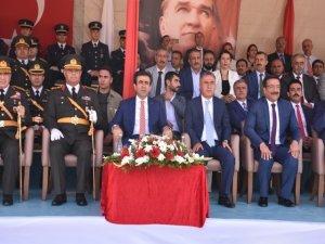 Bölgede 30 Ağustos Zafer Bayramı coşkuyla kutlandı