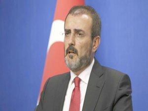 AK Parti'den CHP'nin Adalet Kurultayı bildirisi ile ilgili açıklama