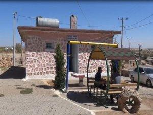 Bu köyde ilk kez muhtarlık bürosu açıldı