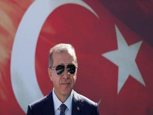 Erdoğan'dan 'Adli Yıl Açılış' mesajı